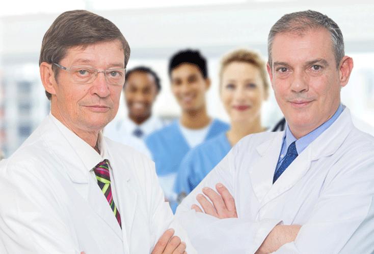 Dr Camba y DR Freire Especialistas en dolor Dolor Coruña Unidad del dolor